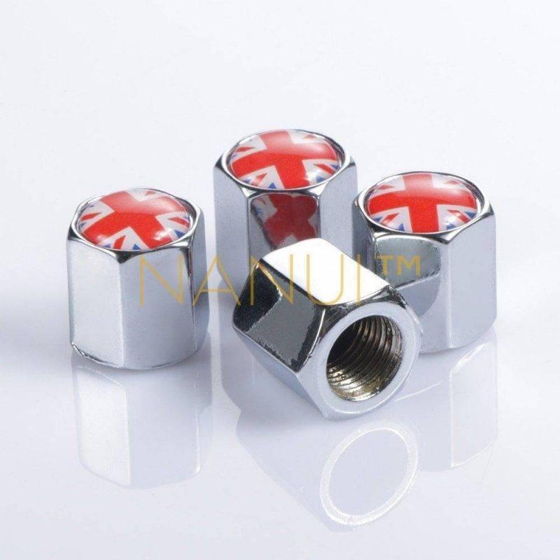 Air valve caps for car tyres for MINI MINI Accessories 2962ad8412231b7e954c9c: Checker Black Checker Silver Gray Union JackBlack Gray UnionJackSilver Red Union Jack Black Red Union JackSilver