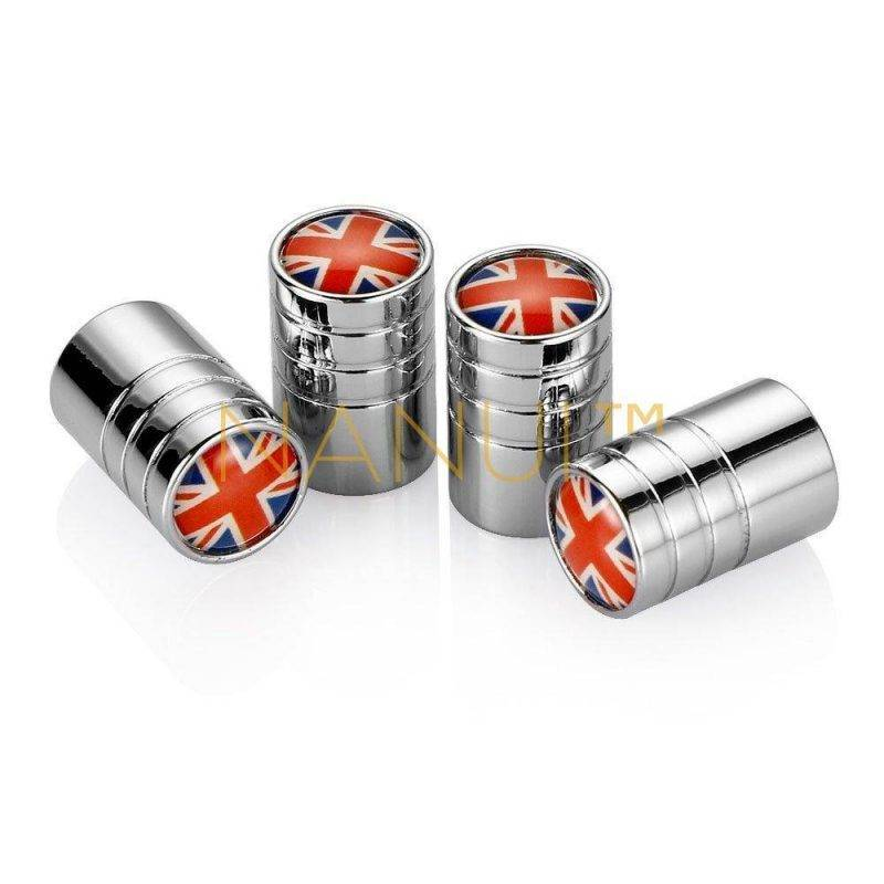 Car Tyre Rim Parts for MINI, 4 pcs. MINI Accessories 2962ad8412231b7e954c9c: Checker|Germany|Gray Union Jack|Red Union Jack
