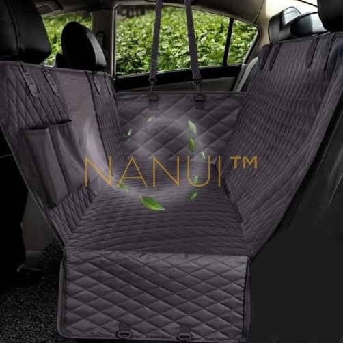 Dog Car Seat Cover Mini Others cb5feb1b7314637725a2e7: Black
