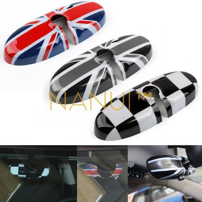 Rearview Mirror Cover for MINI MINI Decor 1ef722433d607dd9d2b8b7: Australia China France Italy SPAIN United Kingdom United States