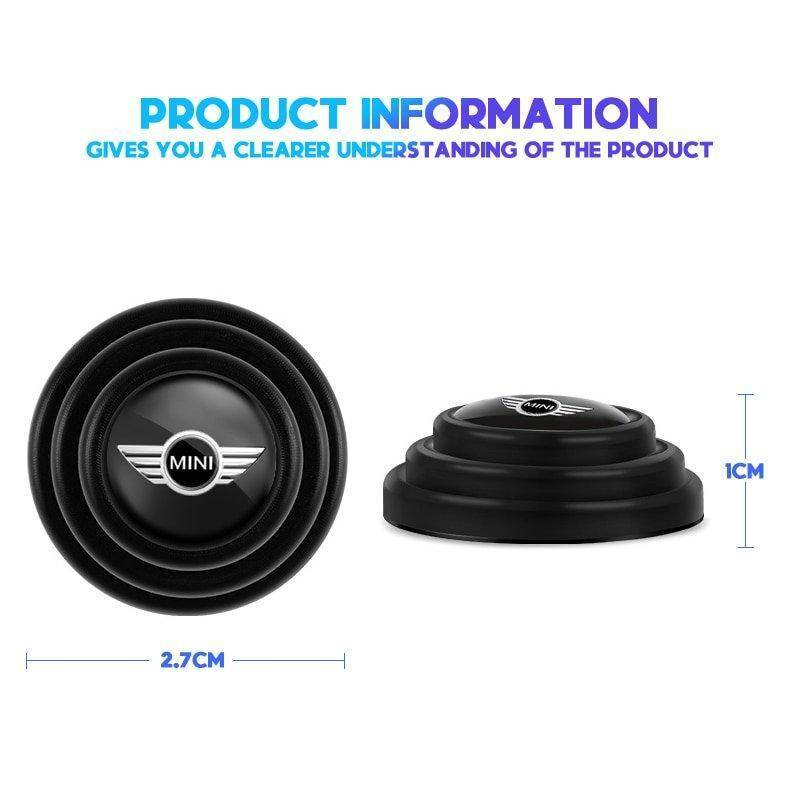 Car Shock Absorber Gaskets For MINI MINI Accessories 6ee592b94717cd7ccdf72f: For Mini A|For Mini B