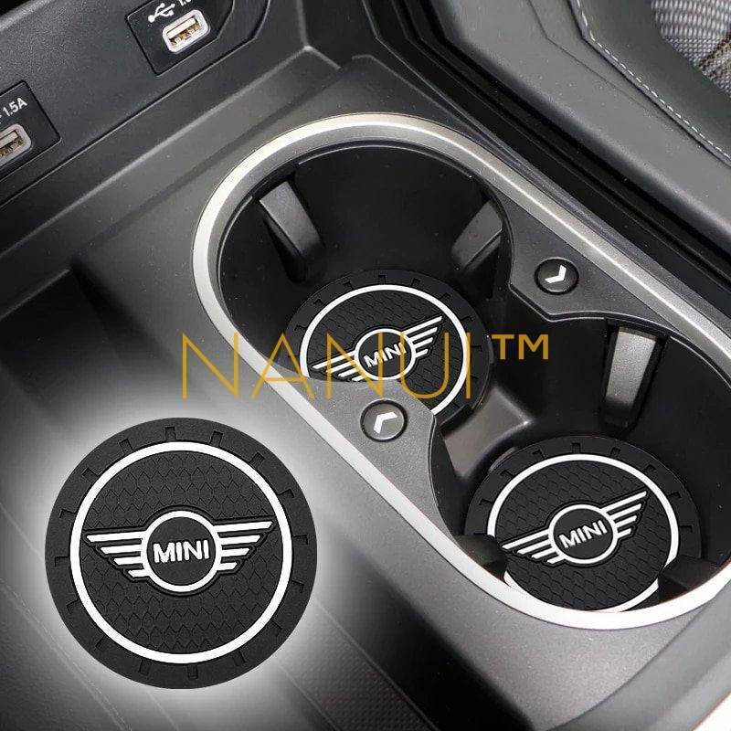 Non-Slip Pads for Cup Holders for MINI MINI Accessories 6ee592b94717cd7ccdf72f: 1 pc 2 pcs