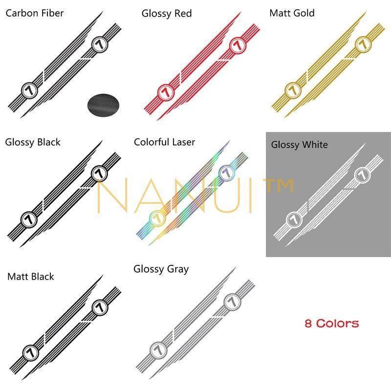 Vinyl car for MINI Vinyl & Stickers 2962ad8412231b7e954c9c: glossy black|glossy gray|glossy red|glossy white
