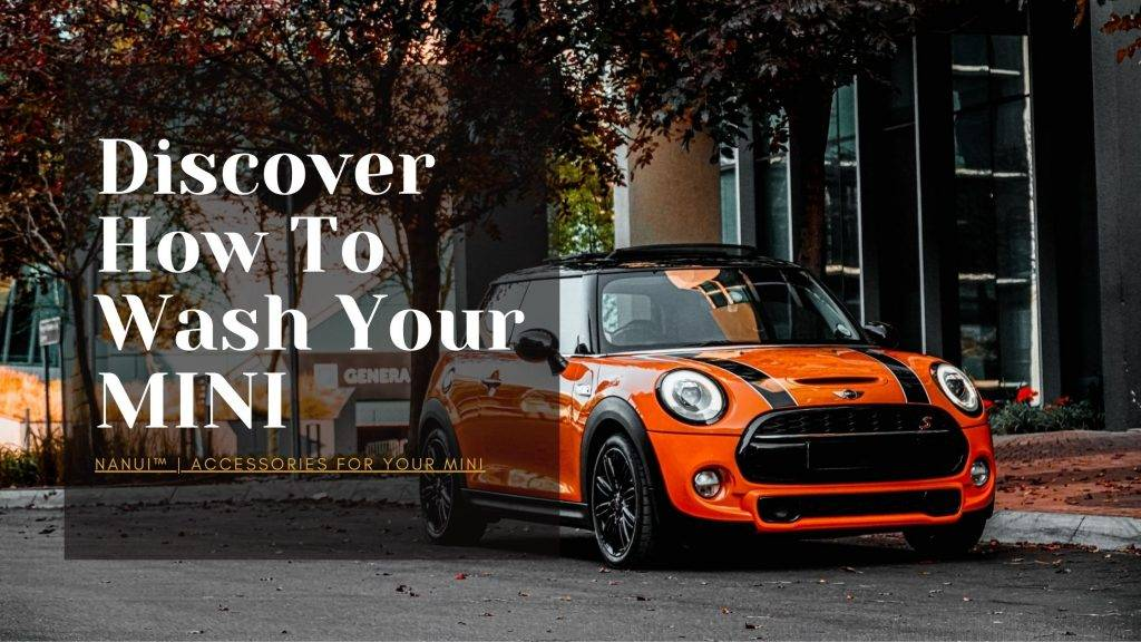 Discover how to wash your MINI